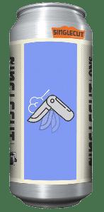 SingleCut Jackknifed Juggernaut DDH IPA - 4 Pack of Cans