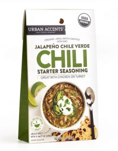 Urban Accents Jalapeno Chile Verde Starter Seasoning