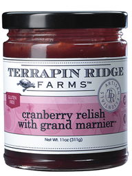Terrappin Farms Cranberry Relish with Grand Marnier