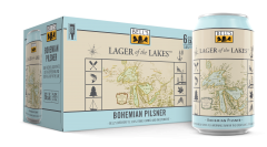 Bell's Lager of the Lakes / 6-pack cans