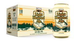 Bell's Light Hearted Ale / 6-pack cans