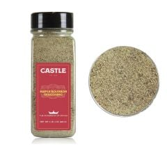 Castle Maple Bourbon Seasoning - 17 oz Bottle