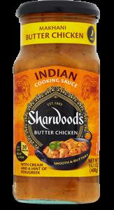 Sharwood's Makahni Butter Chicken Simmer Sauce