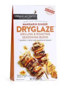 Urban Accents Mandarin Ginger Dryglaze