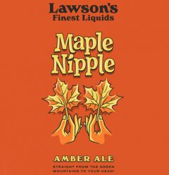 Lawson's Finest Liquids Maple Nipple / 4-pack cans
