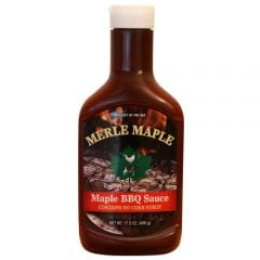 Merle Maple Barbaque Sauce 15 OZ