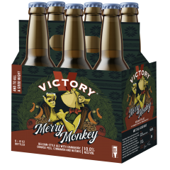 Victory Merry Monkey / 6-pack bottles