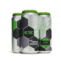 Industrial Arts Brewing Metric / 4-pack cans