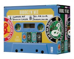Brooklyn Mixed Tape Variety / 12-pack cans