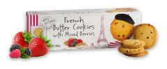 Pierre Biscuiterie Mixed Berries Butter Cookies