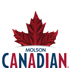 Molson Canadian / 6-pack bottles