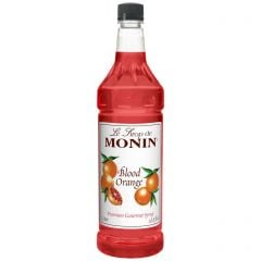 Monin Blood Orange Syrup 25.4 oz