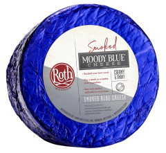 Roth Moody Blue Cheese 8 - 9 Oz. Portion