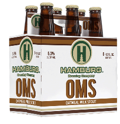 Hamburg Brewing Co. OMS / 6-pack bottles