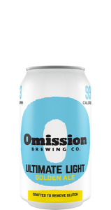 Omission Brewing Ultimate Light / 6-pack cans