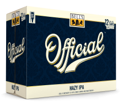 Bell's Official Hazy IPA / 12-pack cans