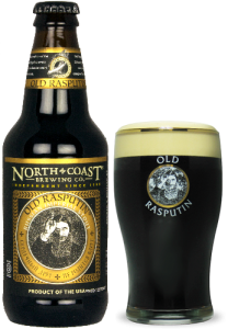 North Coast Old Rasputin / 4-pack bottles