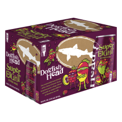 Dogfish Head SuperEIGHT / 6-pack cans