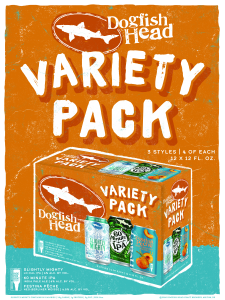Dogfish Head Summer Variety / 12-pack cans