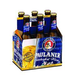 Paulaner Oktoberfest Weisn - 6 Pack of 12 oz Bottles