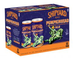 Shipyard Pumpkinhead - 12 Pack of Cans