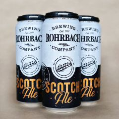 Rohrbach Scotch Ale / 4 Pack of Cans
