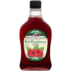 Maple Grove Red Raspberry Syrup