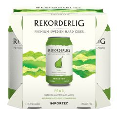 Rekorderlig Pear / 4-pack cans