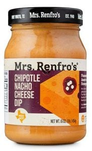 Mrs Renfros Nacho Chipotle Cheese Sauce