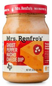 Mrs Renfros Ghost Pepper Nacho Cheese Dip