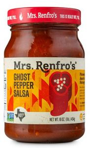 Mrs Renfros Ghost Pepper Salsa