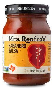 Mrs Renfros Habanero Salsa