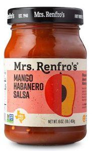 Mrs Renfros Mango Habanero Salsa