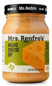 Mrs Renfros Nacho Cheese Sauce