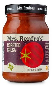 Mrs Renfros Roasted Salsa