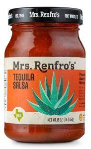 Mrs Renfros Tequila Salsa