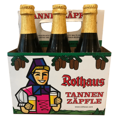 Rothaus Pils / 6 Pack of Bottles