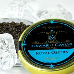 Sasanian Royal Osetra Caviar - 1 oz Jar