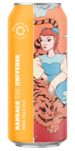 Collective Arts Ransack the Universe / 4-pack cans