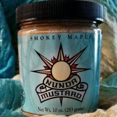 Nunda Smokey Maple Mustard 10 oz