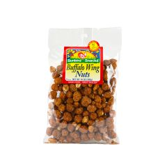 Sunbird Buffalo Wing Nuts - 4 oz Bag