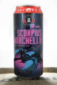 Toppling Goliath Brewing Co. Scorpius Morchella / 4-pack cans