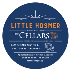 Jasper Hill Little Hosmer - One 4 oz Round
