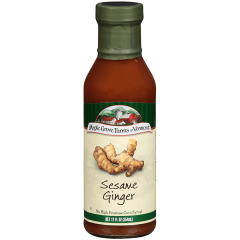 Maple Grove Sesame Ginger Salad Dressing