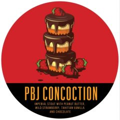 Seven Island Brewery PBJ Concoction / 4-pack cans