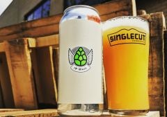 Singlecut 18 Watt  / 4-pack cans