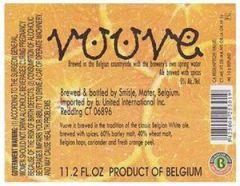 Brouwerij Smisje Vuuve / 330 ml. bottle