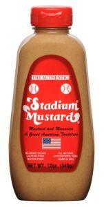 Stadium Mustard 12 OZ