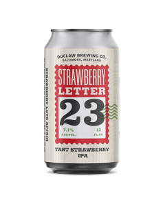 DuClaw Brewing Co. Strawberry Letter 23 / 6-pack cans