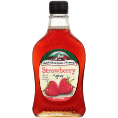 Maple Grove Strawberry Syrup